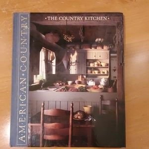 Time Life Book The Country Kitchen
